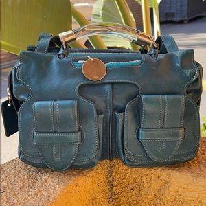 Chloe | NWOT Deep Turquoise Handbag